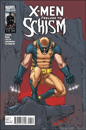 X-Men: Prelude to Schism 4-A