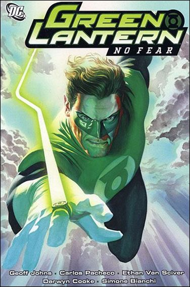 Green Lantern: No Fear 1-A by DC