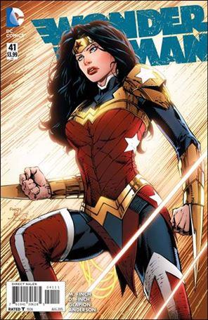 Wonder Woman (2011) 41-A