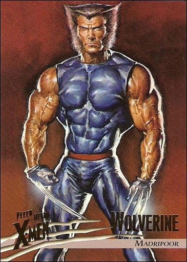1996 Fleer Ultra X-Men: Wolverine (Base Set) 46-A by Fleer