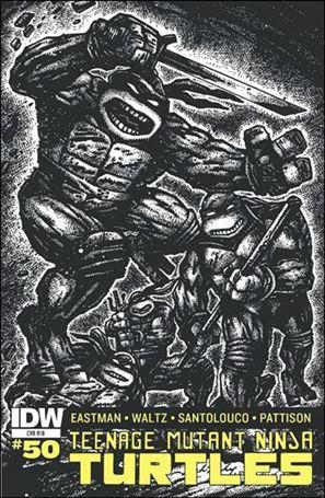 Teenage Mutant Ninja Turtles (2011) 50-E