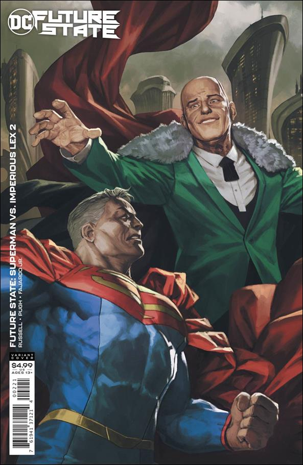 Future State: Superman vs Imperious Lex 2-B by DC