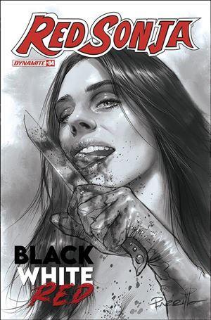 Red Sonja: Black White Red 4-K