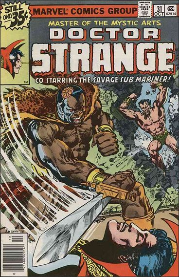 Doctor Strange (1974) 31-A by Marvel