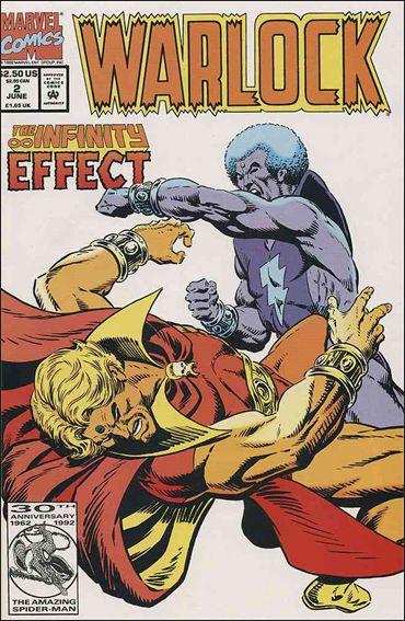 Warlock (1992) 2-A by Marvel