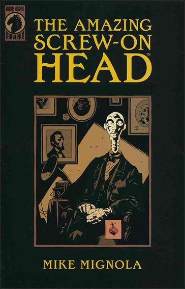 Amazing Screw-On Head 1-A by Dark Horse