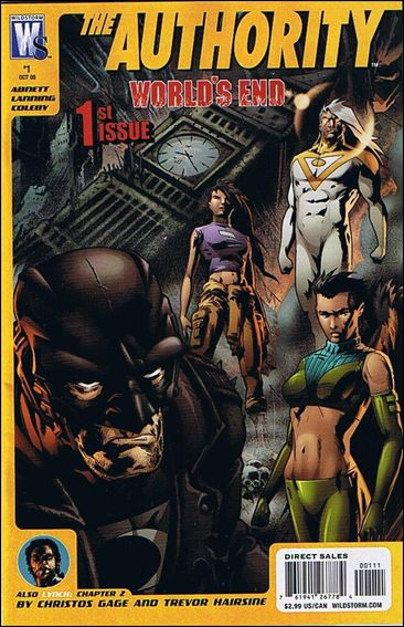 Authority (2008) 1-A by WildStorm