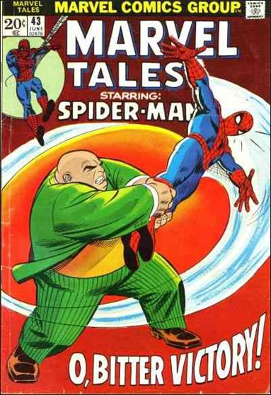 Marvel Tales (1966) 43-A by Marvel