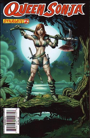 Queen Sonja 2-C by Dynamite Entertainment
