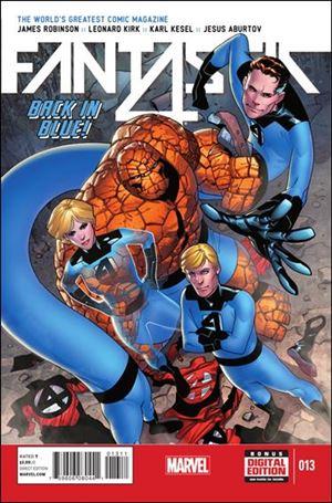 Fantastic Four (2014) 13-A