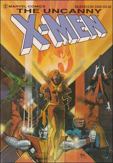 X-Men: The Dark Phoenix Saga 1-E by Marvel