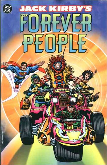 Jack Kirby's Forever People nn-A by DC