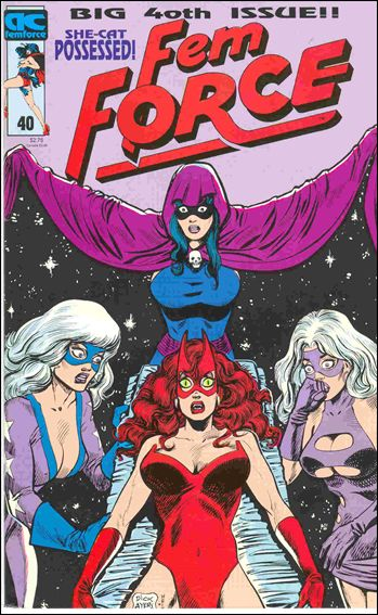 Femforce 40-A by AC