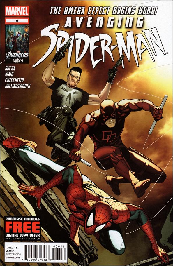 Avenging Spider-Man 6-A by Marvel