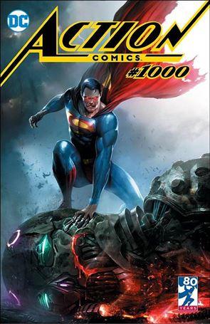 Action Comics (1938) 1000-KG