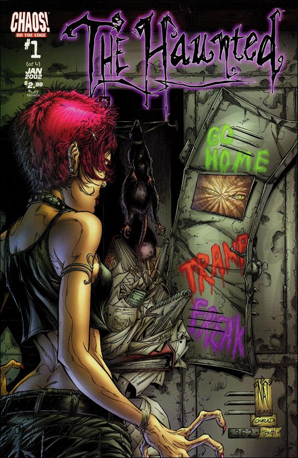 Haunted (2002) 1-A by Chaos! Comics