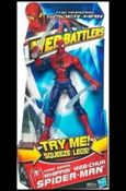 Amazing Spider-Man (Web Battlers)  Whippin' Web-Chuk Spider-Man (Comic Series)