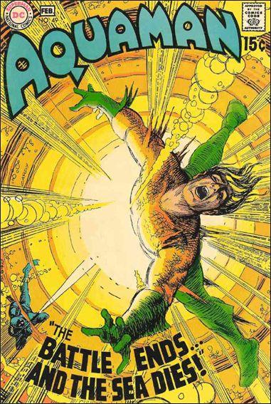Aquaman (1962) 49-A by DC