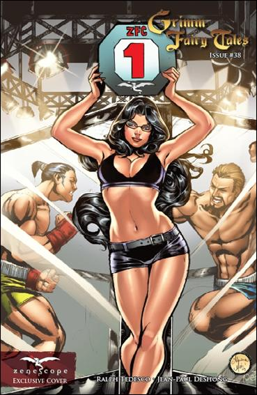 Grimm Fairy Tales (2005) 38-B by Zenescope Entertainment