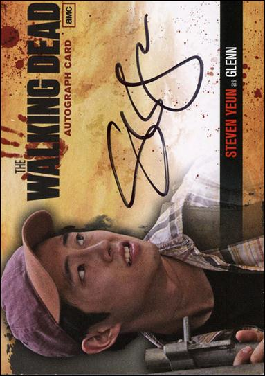 Walking Dead (Autograph Subset) A5-A by Cryptozoic Entertainment