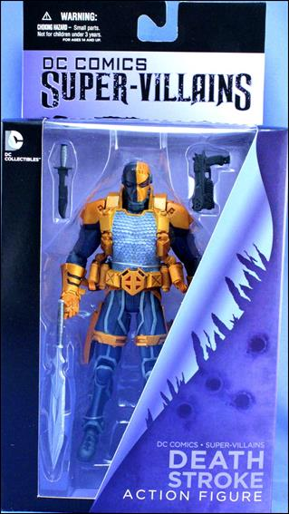 DC Comics Super Villains Deathstroke by DC Collectibles