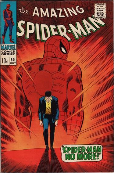 Amazing Spider-Man (1963) 50-B by Marvel