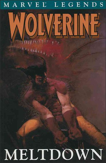 Wolverine Legends 2-A by Marvel