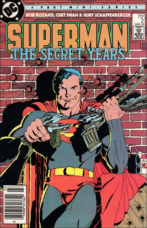 Superman: The Secret Years 2-A by DC