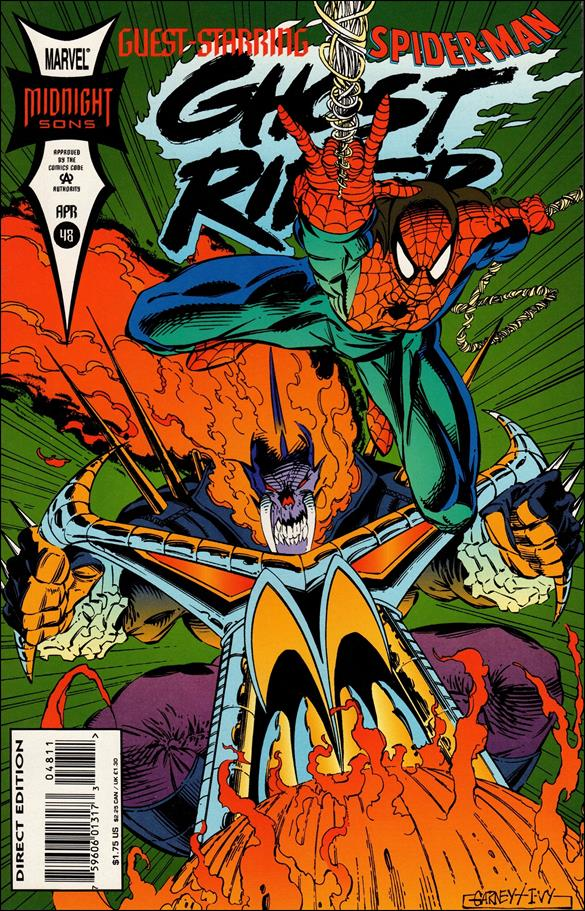 Ghost Rider (1990) 48-A by Marvel