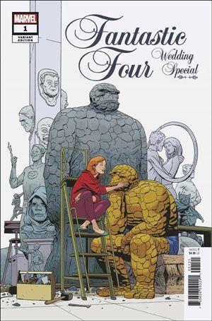 Fantastic Four Wedding Special 1-F