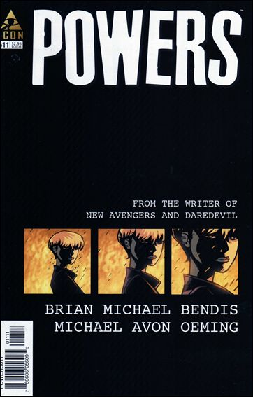 Powers (2004) 11-A by Icon