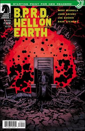 B.P.R.D. Hell on Earth (2012) 122-A