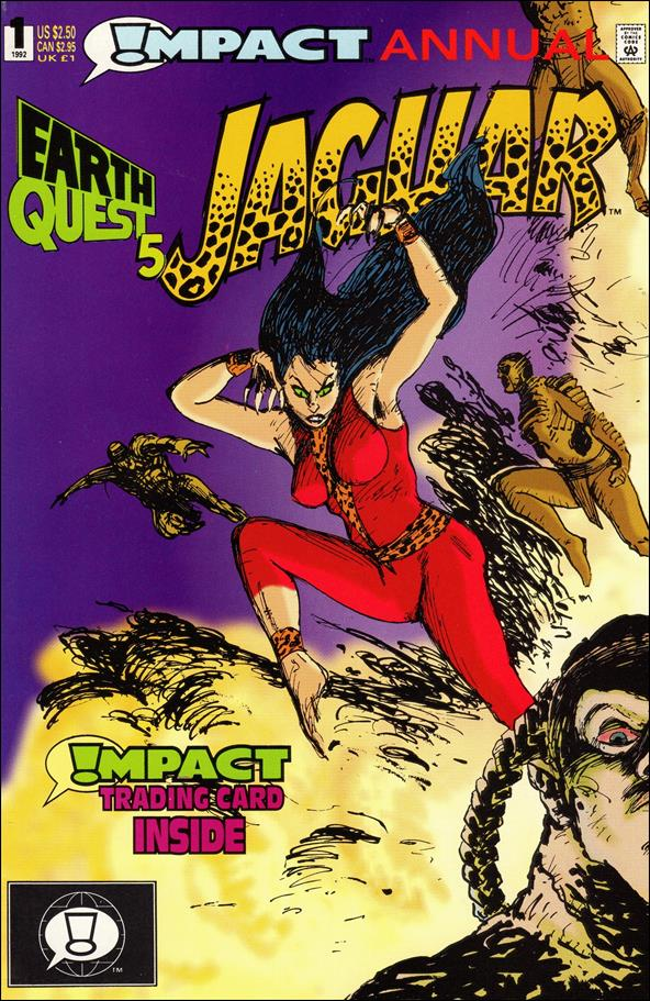 Jaguar Annual 1-A by Impact
