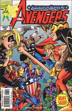 Avengers (1998) 6-A