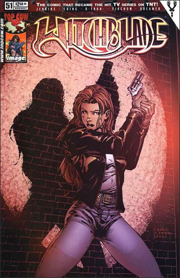 Witchblade 51-A by Top Cow