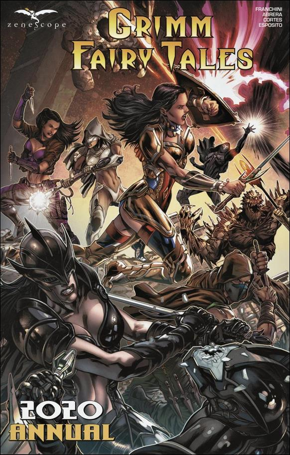 Grimm Fairy Tales Annual 2020-A by Zenescope Entertainment