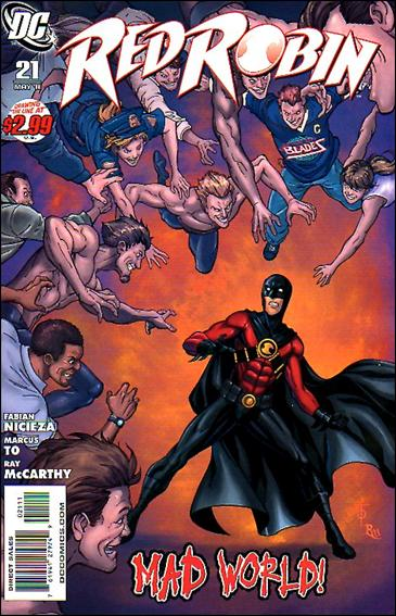 Red Robin 21-A by DC