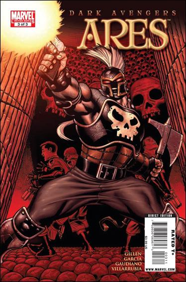 Dark Avengers: Ares 3-A by Marvel