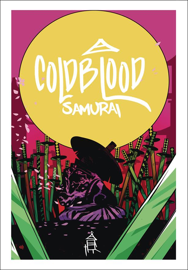 Cold Blood Samurai nn-A by Action Lab Entertainment