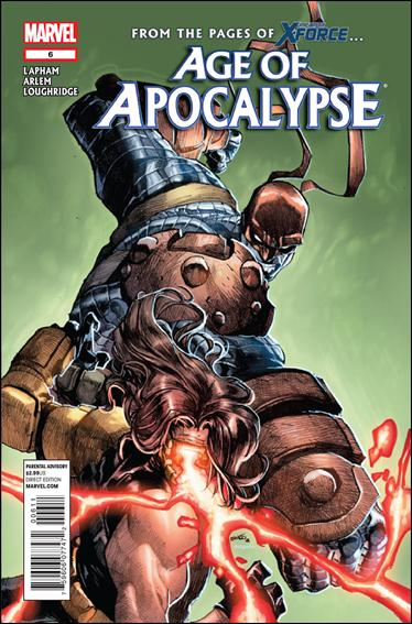Age of Apocalypse (2012) 6-A by Marvel