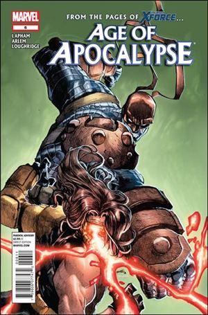 Age of Apocalypse (2012) 6-A