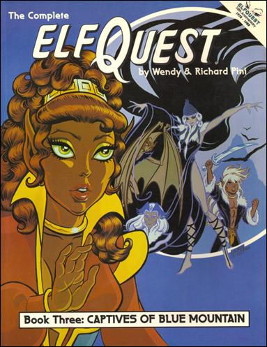 Complete Elfquest Graphic Novel 3-A by Father Tree Press