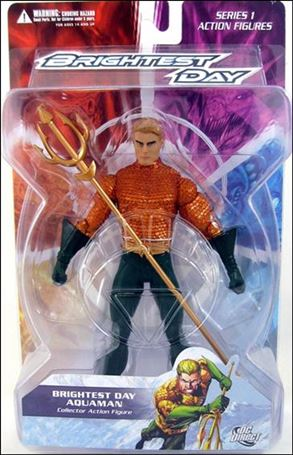 Brightest Day (Series 1) Aquaman