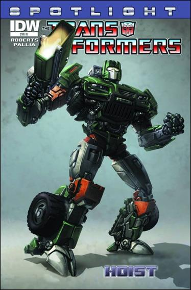 Transformers Spotlight: Hoist nn-C by IDW