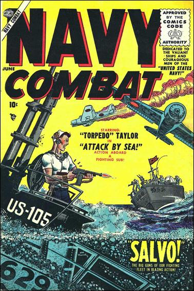 Navy Combat 1-A by Atlas