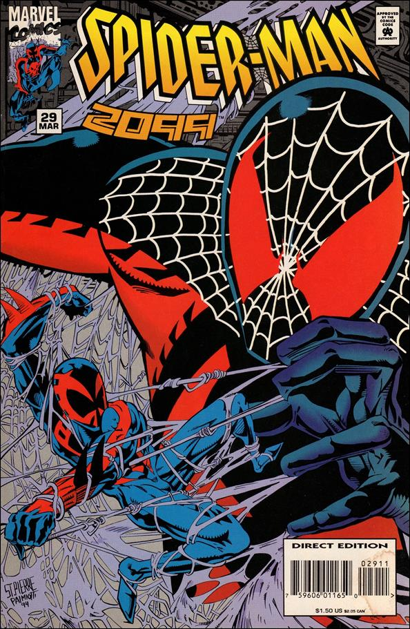 Spider-Man 2099 (1992) 29-A by Marvel