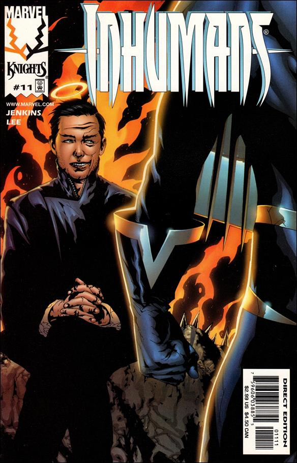 Inhumans (1998) 11-A by Marvel
