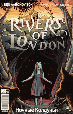 Rivers of London: Night Witch 3-B
