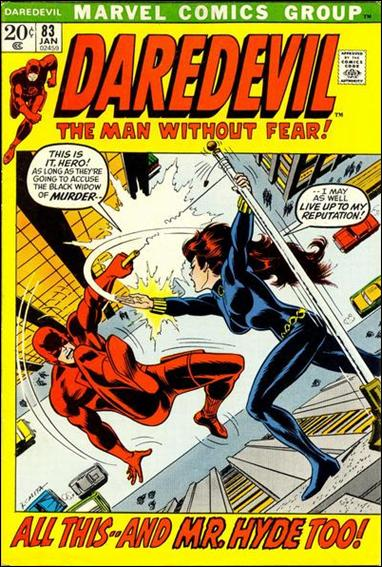Daredevil (1964) 83-A by Marvel