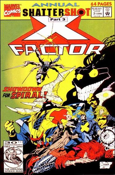 X-Factor Annual 7-A by Marvel